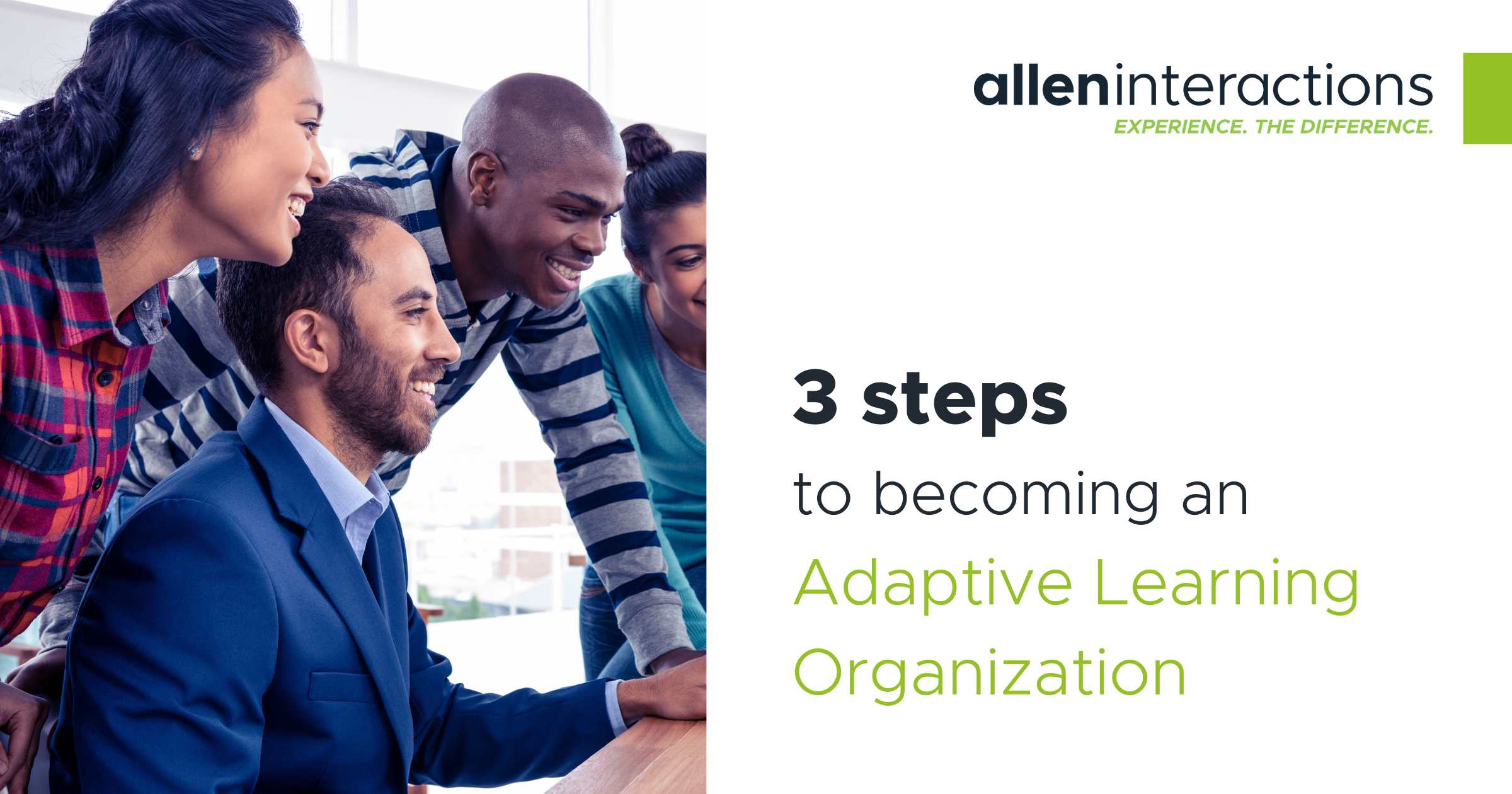 3 Steps to Becoming an Adaptive Learning Organization